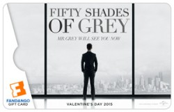$50 Fifty Shades of Grey Gift Card