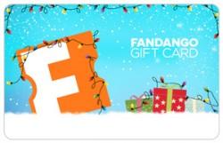 $100 Holiday Lights Fandango Gift Card
