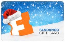 $75 Santa Hat Fandango Gift Card
