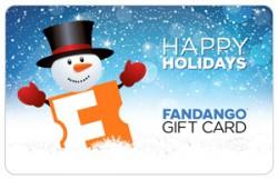 $100 Snowman Fandango Gift Card